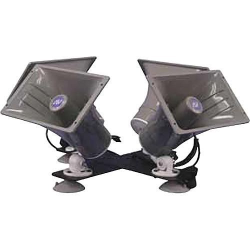 AmpliVox Sound Systems Quad-Horn Car-Top Speaker