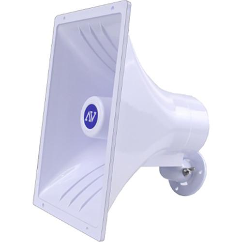 AmpliVox Sound Systems Indoor/Outdoor 100W Power Horn Speaker