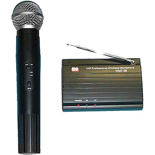AmpliVox Sound Systems S1620 WIRELESS HANDHELD MIC KIT w/XMTR