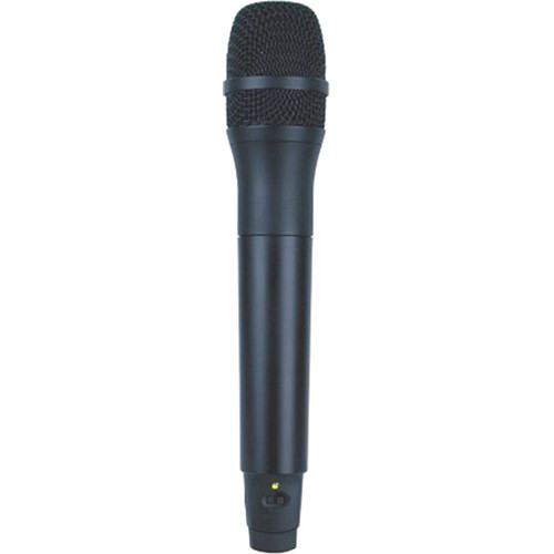 AmpliVox Sound Systems 16-Channel UHF Handheld Microphone for SW300 Mity-Lite Portable PA