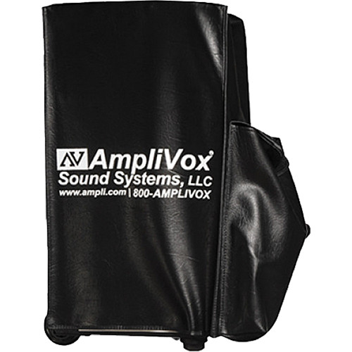 AmpliVox Sound Systems Digital Audio Travel Partner Protective Cover for Sound Systems