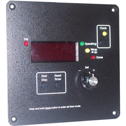 AmpliVox Sound Systems LED Timer for SW3030 Solid Hardwood Lectern