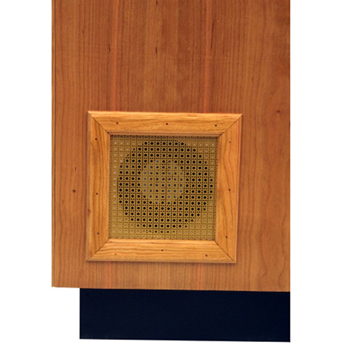 AmpliVox Sound Systems Cooling Fan with Grill for SW3030 Solid Hardwood Lectern