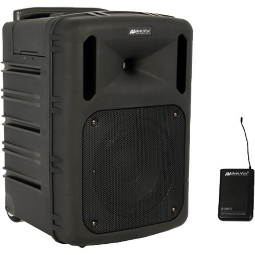 AmpliVox Sound Systems SC800-70 Titan Companion Speaker Kit Portable PA System