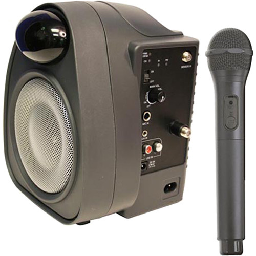 AmpliVox Sound Systems SIR285 Compac Infrared PA System