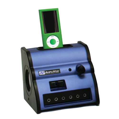 AmpliVox Sound Systems Digital iPod Audio Listening Center