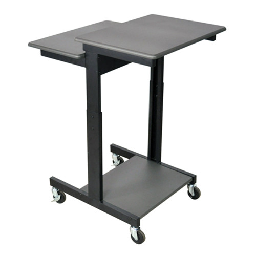 AmpliVox Sound Systems SN3380 Mobile Computer Desk