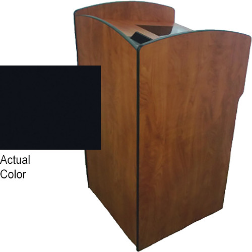 AmpliVox Sound Systems Flash Podium (Black)