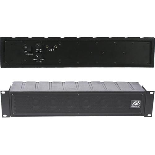 AmpliVox Sound Systems SSB1240 DUO TANDEM PA System