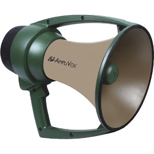AmpliVox Sound Systems WP609R ProMarine Waterproof Rechargeable Megaphone