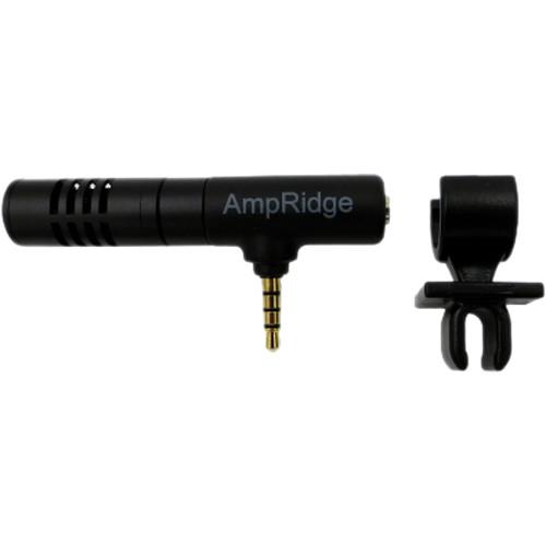 Ampridge MightyMic S+ Shotgun Microphone for Smartphones