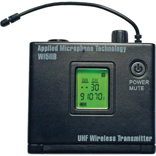 AMT 5B Wireless Beltpack Transmitter (902-928 MHz)