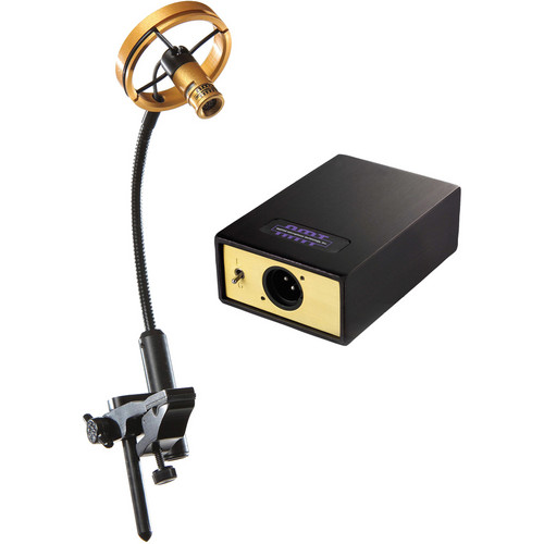 AMT P808 Studio Bell Mounted High SPL Clip-On Microphone