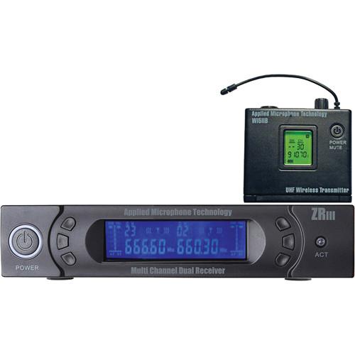 AMT WI5IIB Belt-Pack Wireless System