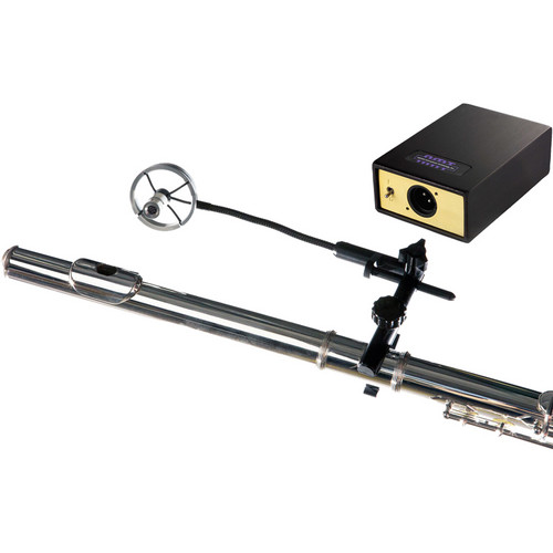 AMT Z1L Studio Custom Microphone for Alto and Bass Flutes