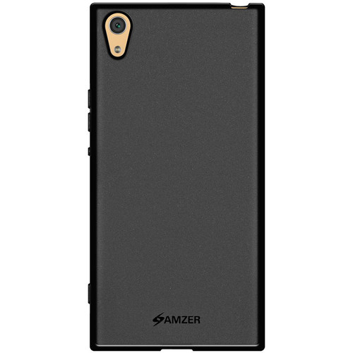 Amzer Pudding Case for Sony Xperia XA1 Ultra (Black)