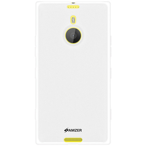 Amzer Pudding Case for Nokia Lumia 1520 (White)