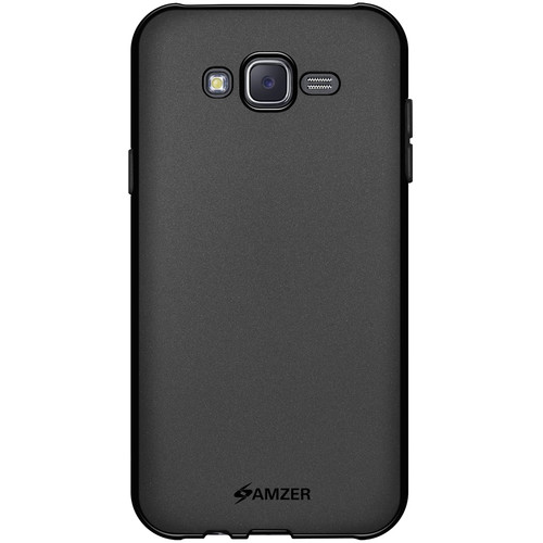 Amzer Pudding Case for Galaxy J7 (Black)