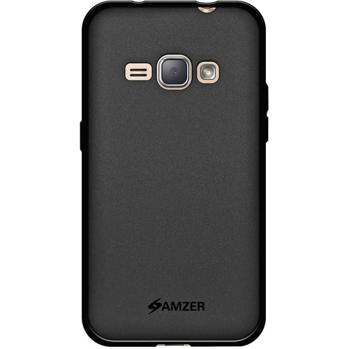 Amzer Pudding Case for Galaxy J1 (Black)