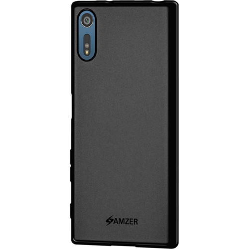 Amzer Pudding Case for Sony Xperia XZ (Black)