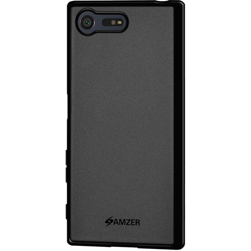 Amzer Pudding Case for Sony Xperia X Compact (Black)