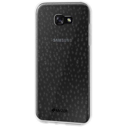 Amzer Transparent Raindrop Pudding TPU Case for Galaxy A7 (2017)