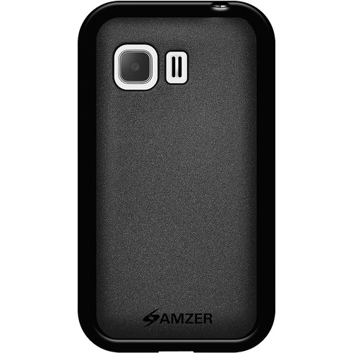 Amzer Pudding Case for Galaxy Young 2 (Black)