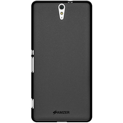 Amzer Pudding Case for Sony Xperia C5 Ultra (Black)