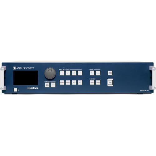 Analog Way Hi-Resolution Switcher/8 Inputs/HD/3G SDI