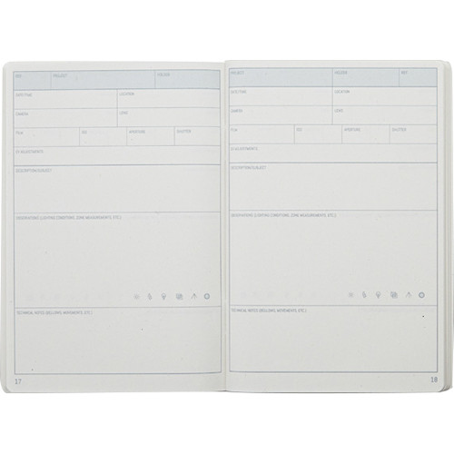 ANALOGBOOK Large Format Notebook