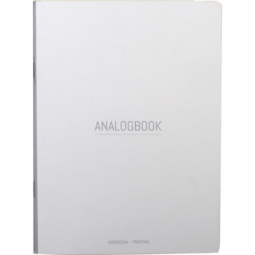 ANALOGBOOK Darkroom Notebook for Printing