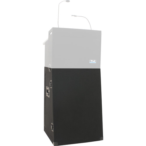 Anchor Audio ACL2-BASE Base and Transportation Case for Acclaim Lectern (Black)