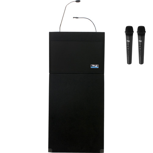 Anchor Audio ACL-DUAL-HH Acclaim Dual Package with Base and Two Wireless Handheld Microphones