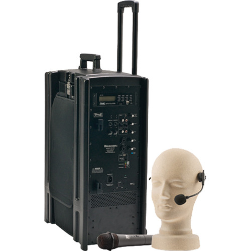 Anchor Audio BDP-7500-HH-HB Beacon Portable Line Array Sound System
