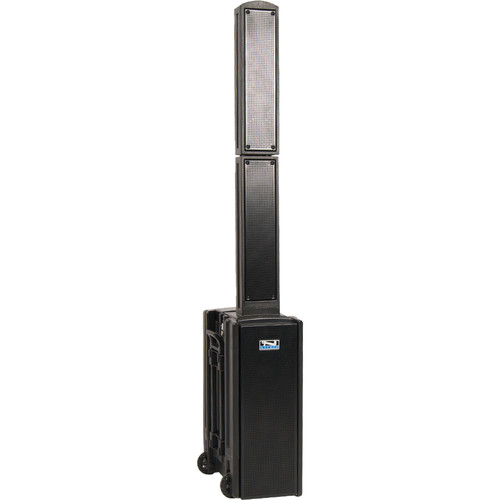 Anchor Audio Beacon Line Array PA System with Built-in Bluetooth, AIR Wireless Transmitter, & Two Wireless Receivers