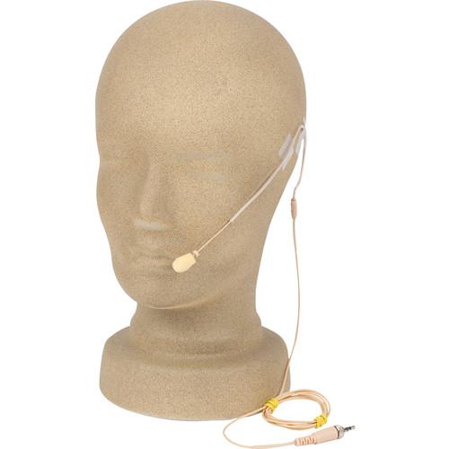 Anchor Audio EM-LINK Ultralite Single-Ear Microphone (Beige, 3.5mm Connector)