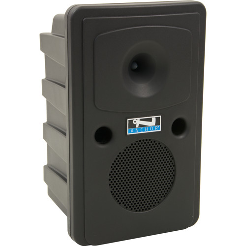 Anchor Audio GG2-U4 Go Getter Bluetooth Portable Sound System with Two Dual-Channel Receivers (1.9 GHz)