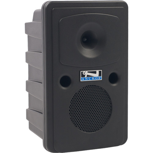 Anchor Audio GG-8000CU1 Go Getter Portable Sound System with Bluetooth, CD/MP3 Combo Player, and 1 Wireless Receiver