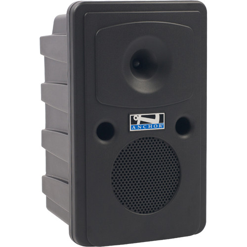 Anchor Audio GG-8000U1 Go Getter Portable Sound System with Single Wireless Receiver & Bluetooth