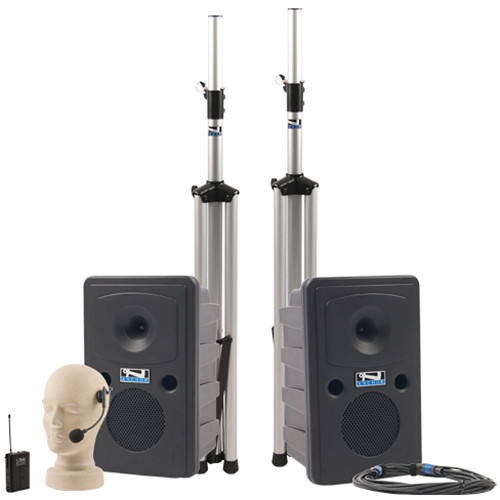 Anchor Audio Go Getter Deluxe PA Package with Headband Microphone and Bluetooth