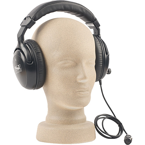 Anchor Audio H-2000L - Dual Muff Headset (Listen Only)