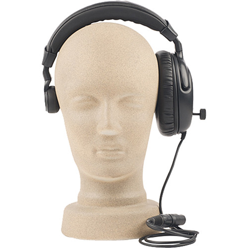 Anchor Audio H-2000LS - Single-Muff Headset (Listen Only)