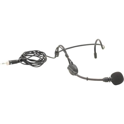 Anchor Audio HBM-LINK Cardioid Headset Microphone for AnchorLink Series Transmitter (3.5mm Connector)