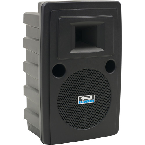 Anchor Audio LIB2-U4AC Liberty 2 Portable PA System with Bluetooth & Two Dual Mic Receivers (AC Power Only)