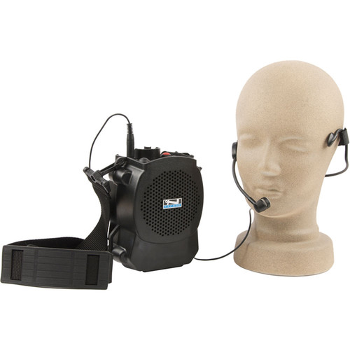 Anchor Audio TourVox Basic Package - Personal PA System with Headband Mic and Battery Recharge Kit