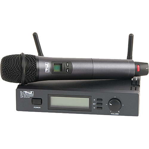 Anchor Audio UHF-7000 Wireless Microphone System with Handheld Microphone
