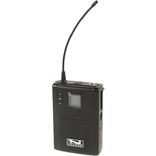 Anchor Audio WB-7000 UHF Body-Pack Transmitter
