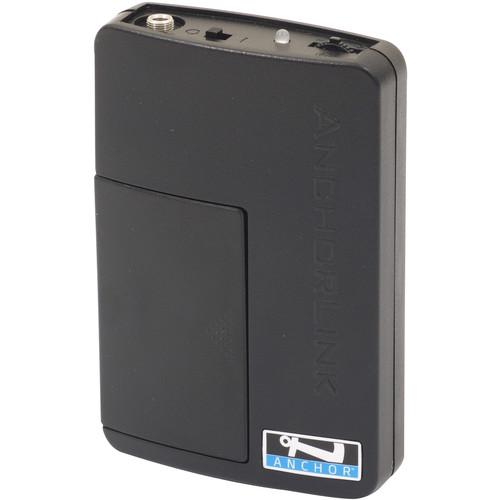 Anchor Audio WB-LINK Wireless Bodypack Transmitter (1.9 GHz)