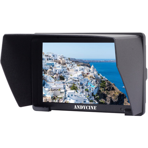 "ANDYCINE T7 7"" 4K HDMI Input/Output 1920 x 1200 On-Camera Monitor"