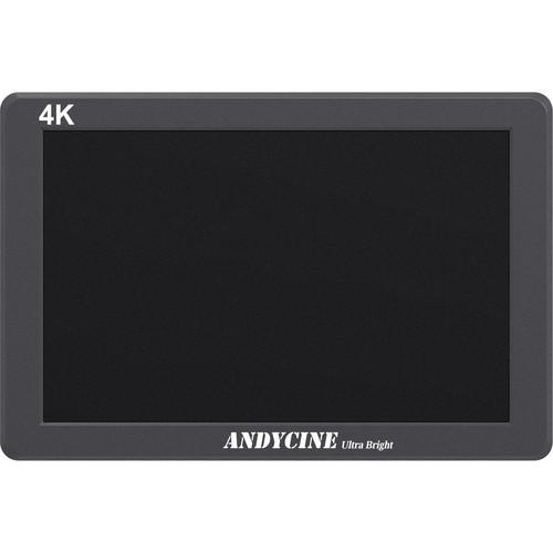 "ANDYCINE X7S 7"" Ultra-Bright 3G-SDI/HDMI 4K Monitor"